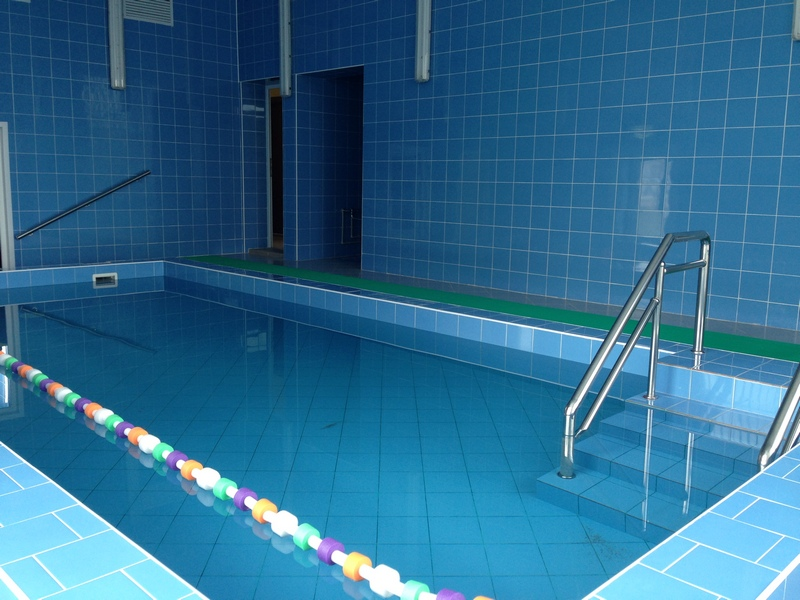 Муниципальный бассейн, детский сад Волоконовка