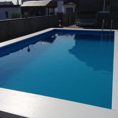Реконструкция частного бассейна